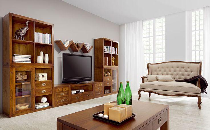 289 best images about casa on pinterest more shelves - Salon colonial design ...