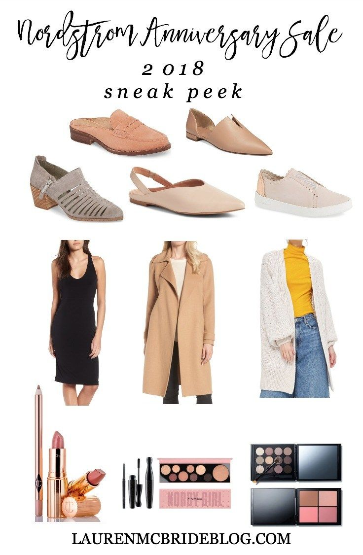 dc9726539 Life and style blogger Lauren McBride shares the Nordstrom Anniversary Sale  2018 Catalog