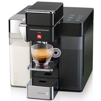 Costco HOT BUY  Francis Francis Y5 Coffee Pod Machine + 14 illy Iperespresso capsules | Costco UK -