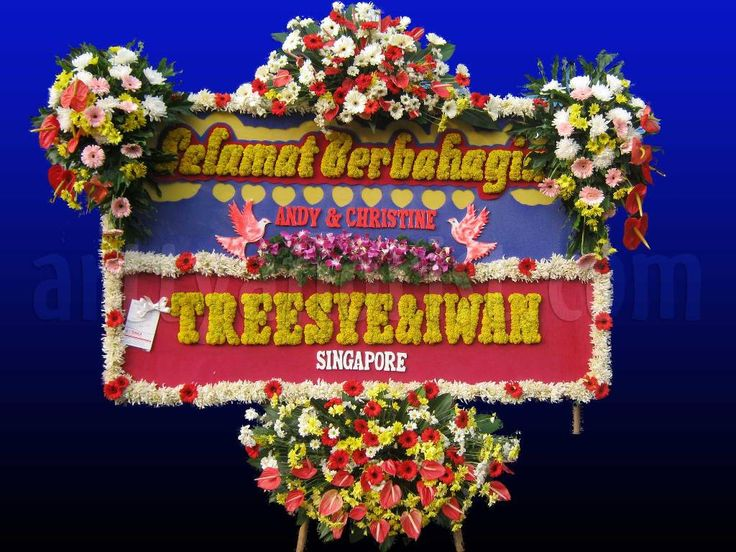 toko florist online bandung