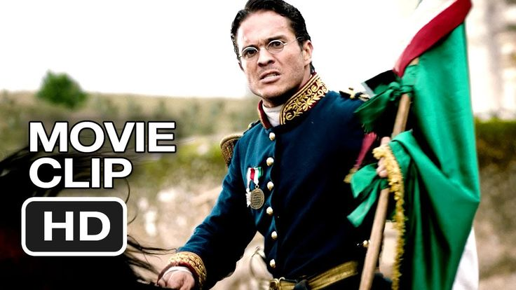 Cinco De Mayo, La Batalla Movie CLIP - Viva Mexico Libre (2013) Angélica...