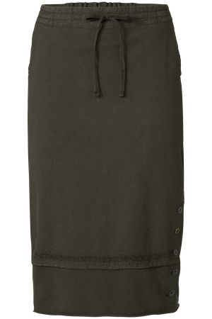 Glamping   Fall collection   Skirt   Green   Sweat
