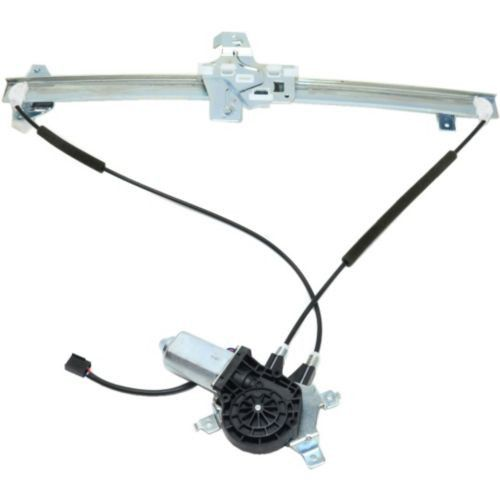 1992-2014 Ford E-250 Front Window Regulator RH, Power, With Motor