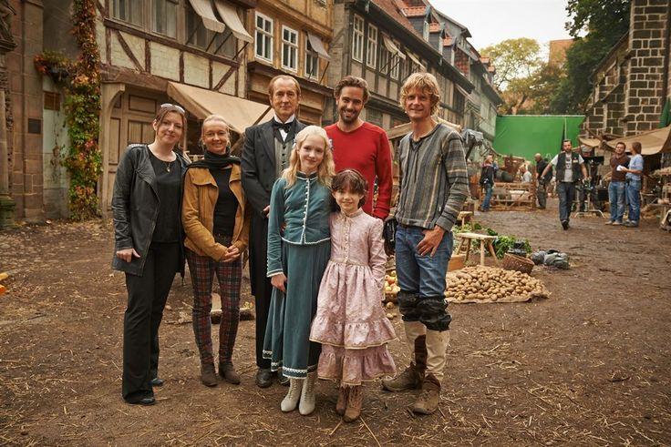 Heidi : Photo promotionnelle Alain Gsponer, Anuk Steffen, Isabelle Ottmann, Matthias Fleischer, Peter Lohmeyer