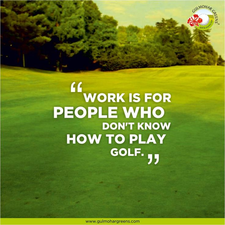 Have you played golf lately? www.gulmohargreens.com