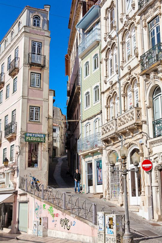Maddy and Summer - wanderlusteurope: Coimbra, Portugal