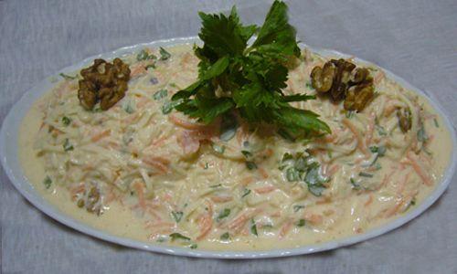 Kereviz salatası tarifi | Yemek Tarifleri