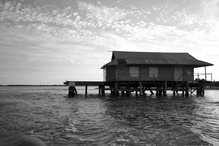 Fishing Shack Pine Island Sound Pine Island FL