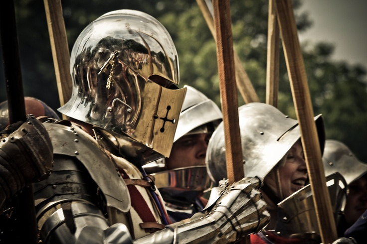 Medieval knight .. by Jan Allaerts, via 500px