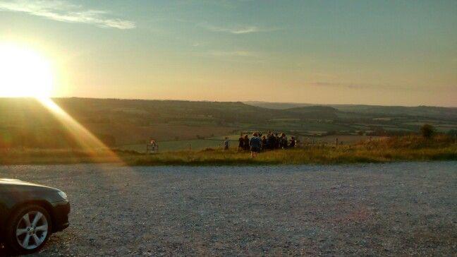 Saying goodbye to Dorset