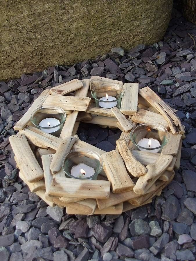 Image result for driftwood garden ideas