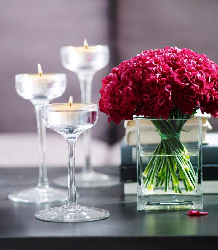 Bereid je met deze REKTANGEL vaas voor op de bloemen die je met Valentijn zeker weten gaat krijgen!