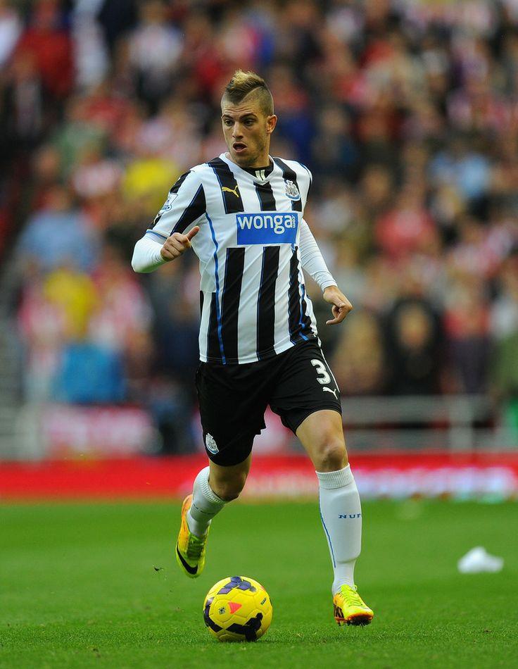 Davide Santon of Newcastle United