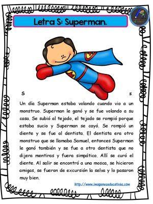 Cuentos para niños y niñas con las letras el abecedario (13) - Imagenes Educativas