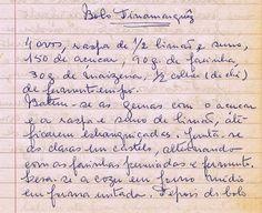 As Receitas da Avó Helena e da Avó Eduarda: Bolo Dinamarquês (Dansk Kage)