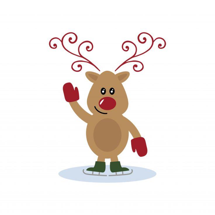 Download Reindeer 7947 free svg svg files for cricut