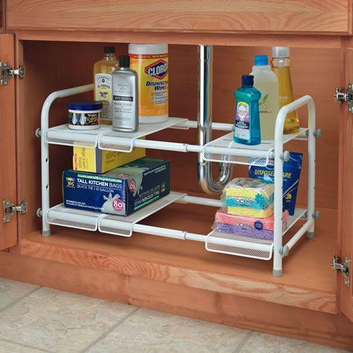 25 Best Ideas About Under Cabinet Storage On Pinterest: Best 25+ Under Kitchen Sinks Ideas On Pinterest