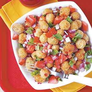 Fried okra is a time-honored Southern tradition. Learn how to make this tasty classic in four easy steps.