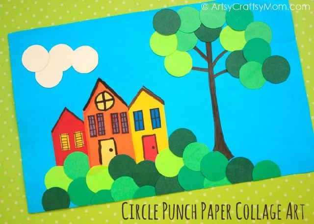 The Best Simple Paper Collage Ideas For Kids Blogs