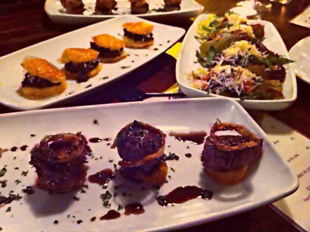 Die Tapas Bar Fork in Kapstadt serviert leckere Tapas - es gibt nur Gabeln :)