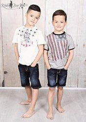 #Boy #jongens #zomer #kleding #fashion #webshop #stoer #kinderkleding #denim #spijkerbroek #kortebroek www.kieke-boe.nl