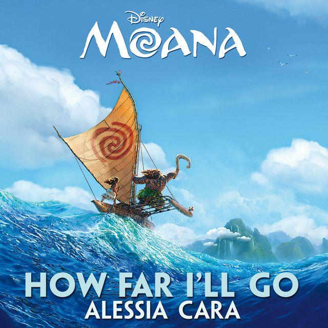 FIRST LISTEN - New Lin-Manuel Miranda Song 'How Far I'll Go' from Disney's MOANA sung by Alessia Cara!