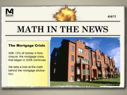 Math In the News: 4/4/11