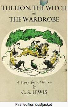Zgodbe iz Narnije: Lev, čarovnica in omara Čudovita fantazijska knjiga za otroke (in tudi odrasle) Avtor:C. S. Lewis Illustrator:Pauline Baynes