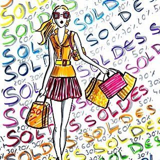 À travers toute la France aujourd'hui c'est le premier jour des soldes! Vous laisserez-vous tenter par un peu de shopping parisien?  #paris #france #soldes #sales #shopping #absolutely #french #absolutelyfrench #picoftheday #shoppingmood http://ift.tt/2aorAFT
