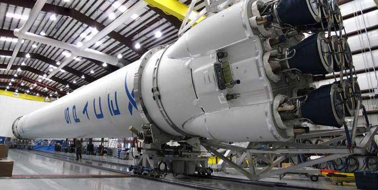 SpaceX vai tentar fazer aterrar um foguetão Falcon 9 em Cabo Canaveral - EExpoNews