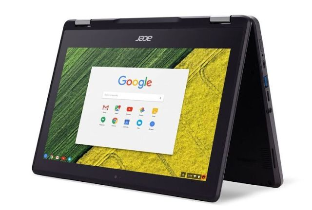 Info Tekno Terkini: Dua Chromebook Berlayar Sentuh Paling baru Resmi D...