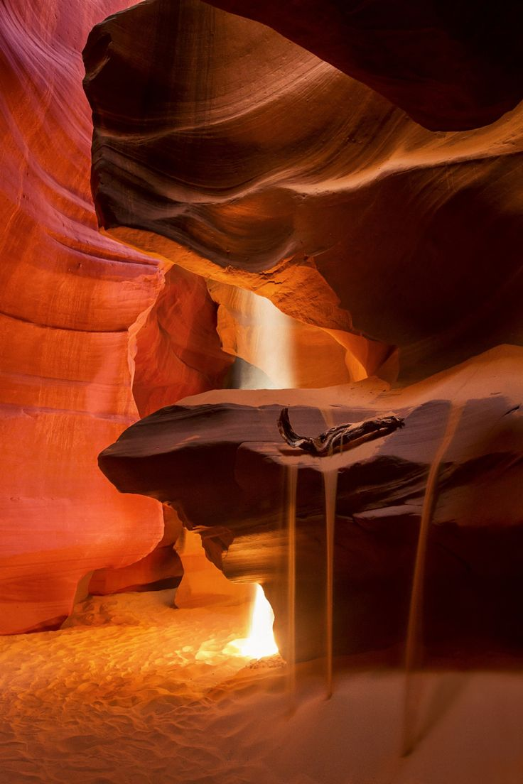 Artistic-realistic nature - Antelope Canyon, Arizona... on 500px by DK...