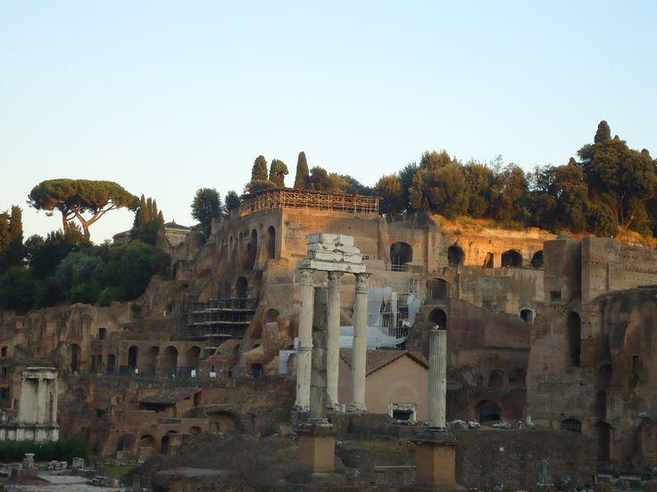 Palatino à Roma, Lazio