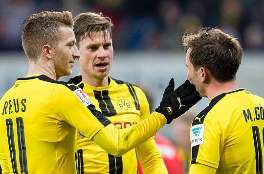 Borussia Dortmund and Mario Götze