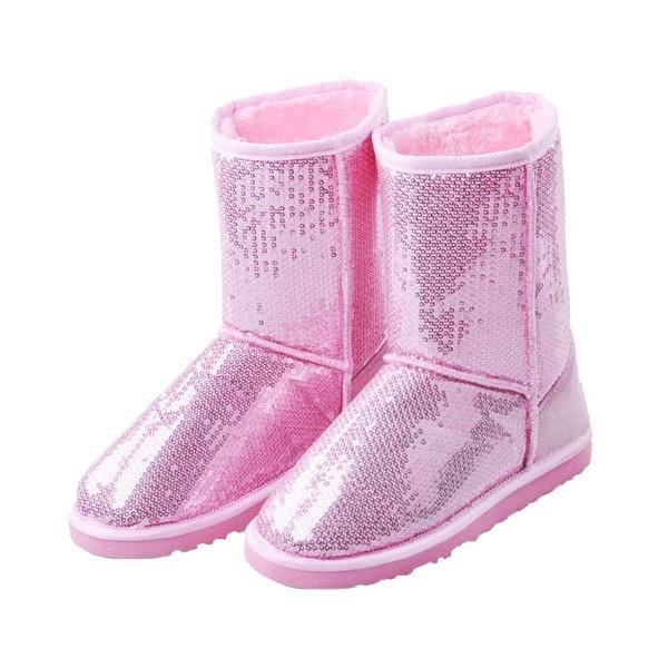 pink glitter uggs