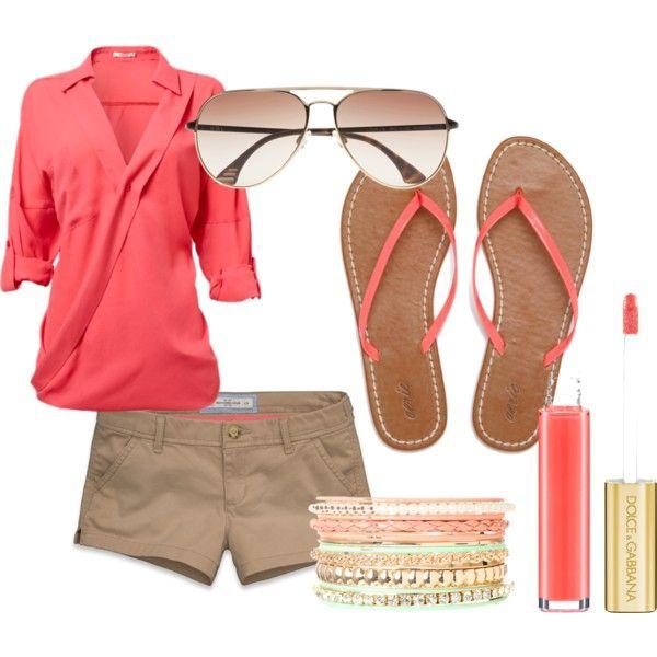 U0026quot;picnic perfectu0026quot; by jen-weisz on Polyvore | Dream Wardrobe ...