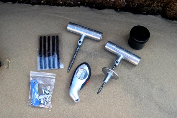Tough Toys - Tough Tyre Repair Kit