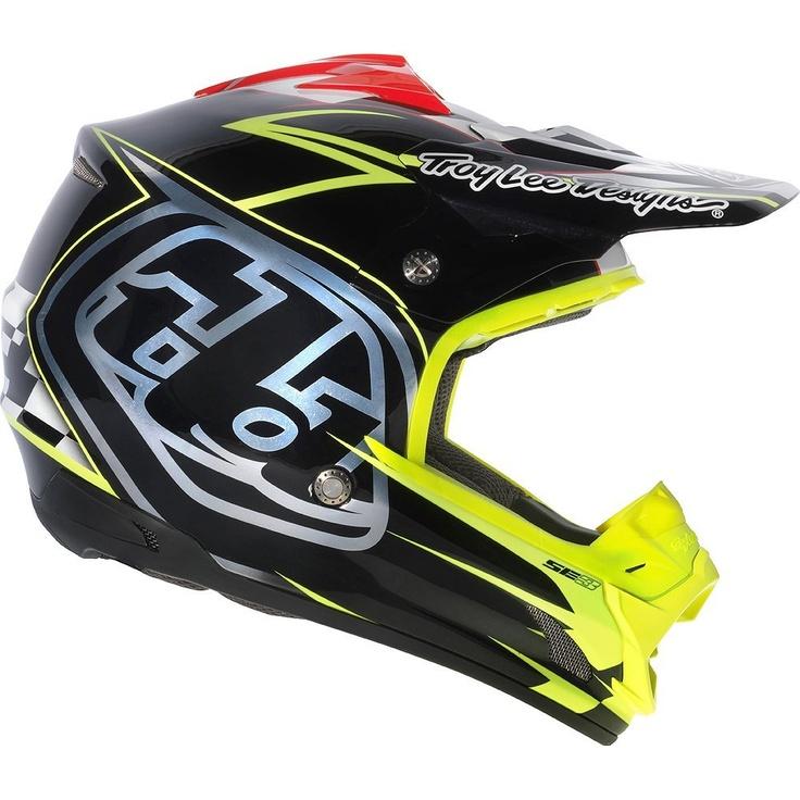 Troy Lee Designs Team SE3 Off-Road/Dirt Bike Motorcycle Helmet - http://downhill.cybermarket24.com/troy-lee-designs-team-se3-offroaddirt-bike-motorcycle-2/