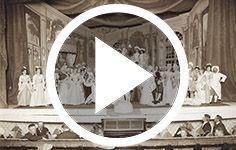 Åbningsaftenen for 115 år siden