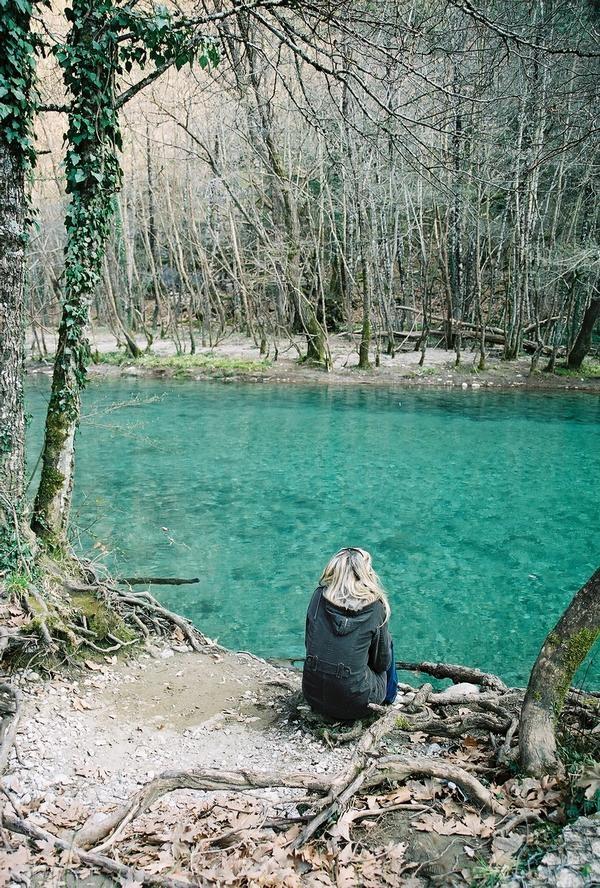 Zagorochoria, Greece Voidomatis river