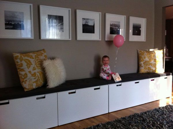25 best ideas about ikea toy storage on pinterest for Storage solutions living room