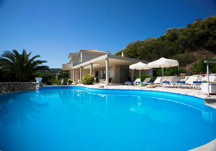 Villa Georgia part of Bella Mare http://www.belmare.gr/ #corfuhotel