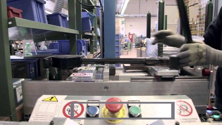 MANFROTTO - jak se vyrábí stativy v Italské továrně FELTRE