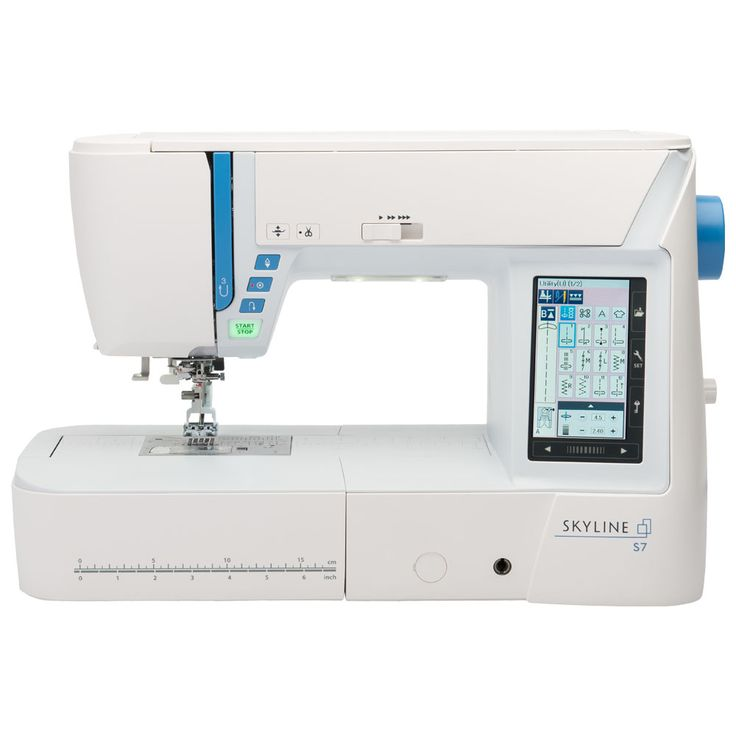 Janome Skyline S7! 40% off MSRP + $500 in FREE Accessories!