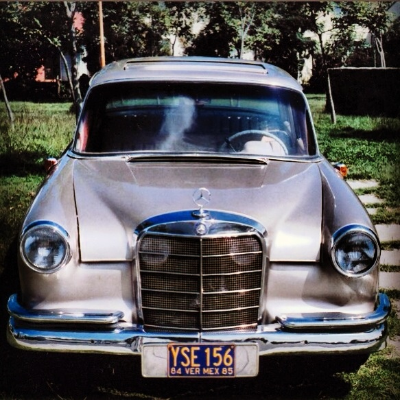 Mercedes Benz 250sl: My First Mercedes Benz 190 D 1964