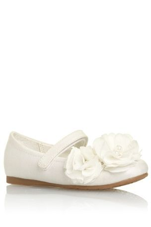 Buy Ivory Bridesmaid Shoes (Younger Girls) online today at Next Direct United States of America