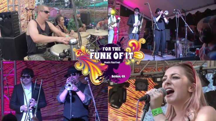For the Funk of It Indiegogo