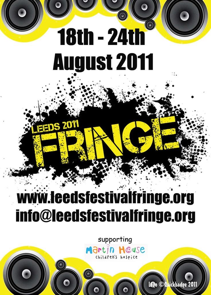 Leeds Festival Fringe 2011