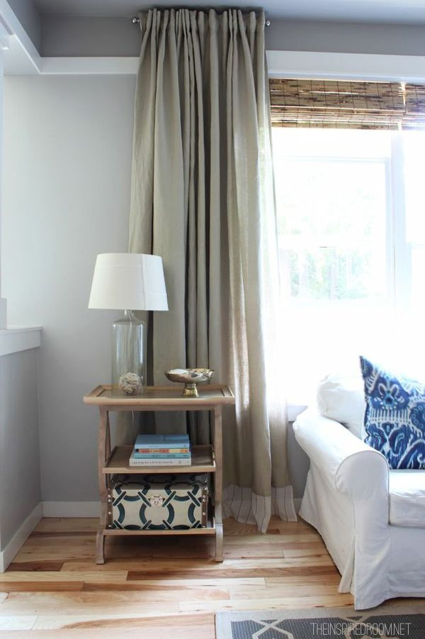 Best 25+ Long curtains ideas on Pinterest | Neutral curtains for ...