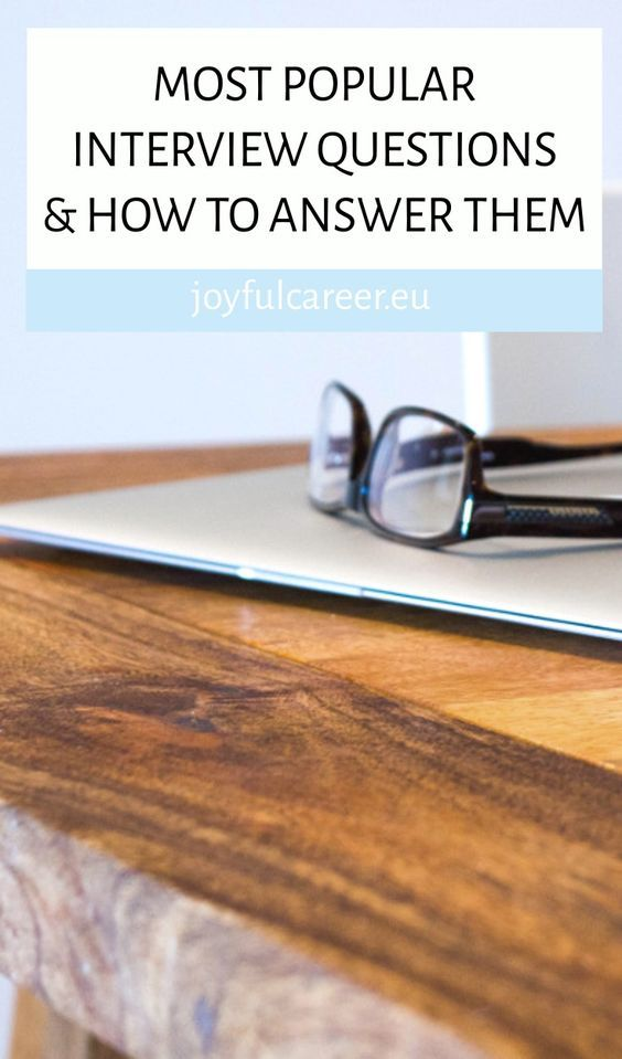 Do you have an interview scheduled? Are you wondering what questions they might ask? There are questions that will almost certainly make their appearance during an interview, no matter what your industry is or what position you are trying to secure. If you have a job interview scheduled anytime soon, prepare your answers for the most common job interview questions in advance. http://joyfulcareer.eu/2016/06/13/most-common-job-interview-questions-and-answers/ #interview #joyfulcareer